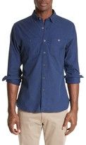 Todd Snyder Men's Chambray Shirt