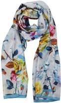 Designers Guild Couture Rose Fuchsia Scarf