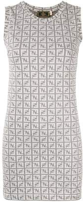 Fendi Pre-Owned Sleeveless Dress