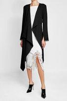 Roland Mouret Asymmetric Wool Coat