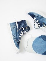 Palladium Baggy Low Lp Denim Boot by at Free People