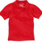 Nautica Boys' Uniform Polo
