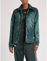 Adidas X Alexander Wang Coach satin jacket