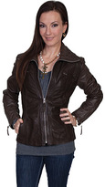 Scully Women's Hand Finished Lamb Jacket L30