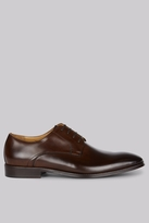 Hardy Amies Brown Derby Shoes