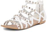 Dorothy Perkins White gladiator sandals