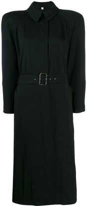 Valentino Pre-Owned 1980's Belted Midi Coat