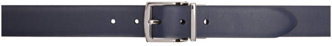 Burberry Blue Clarke Belt