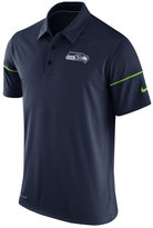 Nike Men's Seattle Seahawks Team Issue Polo Shirt