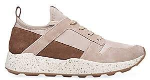 Vince Women's Galvin Chunky Mixed-Media Sneakers