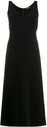 DSQUARED2 Sleeveless Midi Dress