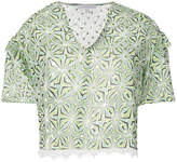 Patrizia Pepe lace blouse