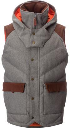 Alps & Meters Alpine Hooded Vest - Men's