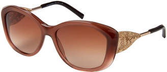 Burberry BE4208 Brown Butterfly Sunglasses