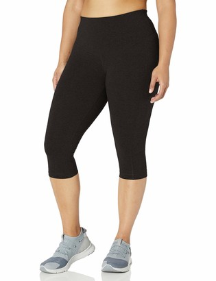 Basix II Rainbeau Curves Women's Plus Size Compression Capri