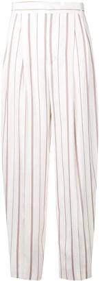 Joseph Striped Chino Trousers