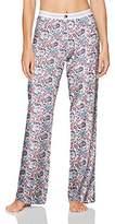 Tommy Hilfiger Women's Cotton Logo Bottom Pajama Pant