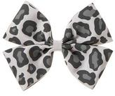 Gymboree Leopard Bow
