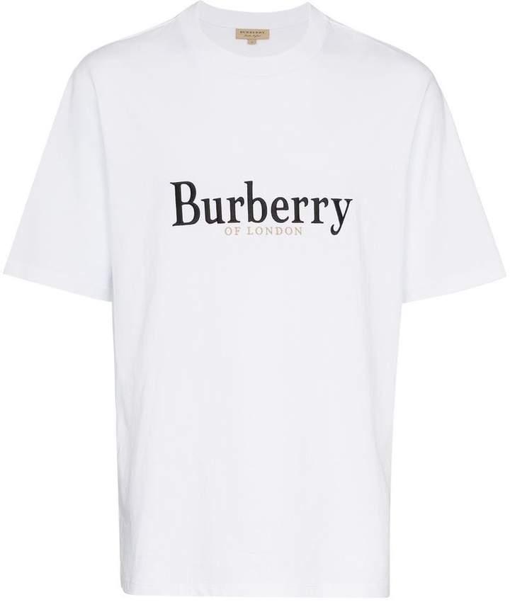 Burberry archive logo T-shirt