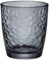 Bormioli Palatina Rocks Glasses in Grey (Set of 6)