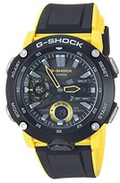 G-Shock G Shock GA2000-1A9 (Black/Yellow) Watches