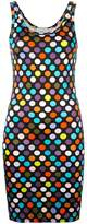 Givenchy polka dot printed dress