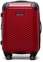 Kenneth Cole 20 Inch Embossed Dot Hard Side Carry-On