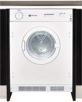 White Knight C43AW 6kg Load Integrated Vented Tumble Dryer