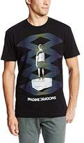 Bravado Men's Imagine Dragons Zig Zag T-Shirt