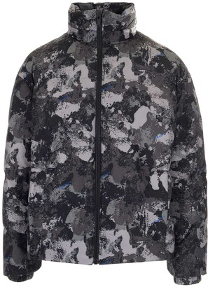 Marcelo Burlon County of Milan Camou Jacket