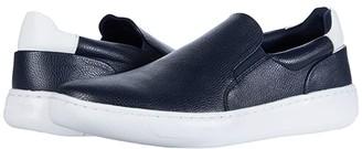 Calvin Klein Fortun (Dark Navy/Tumbled Smooth) Men's Shoes