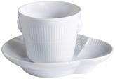 Royal Copenhagen Elements Espresso Cup & Saucer Set (2 PC)