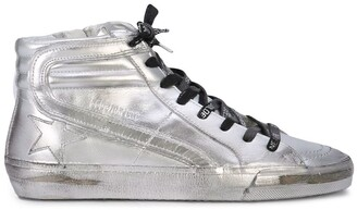 Golden Goose Limited Edition hi-top sneakers