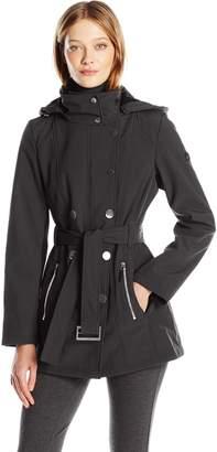 Calvin Klein Women's Softshell Trench Jacket