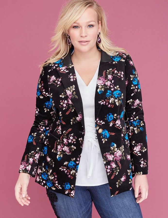 ec640c5e555 Lane Bryant Plus Size Jackets - ShopStyle