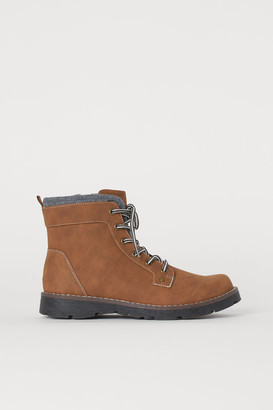 H&M Zip-up boots
