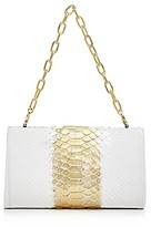 Nancy Gonzalez Python Clutch - 100% Exclusive