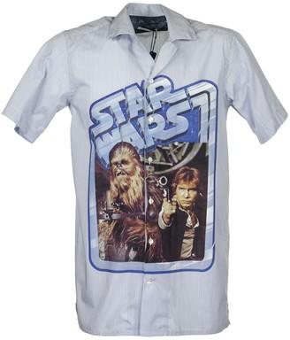 Etro Star Wars Bowling Shirt Spread Sport