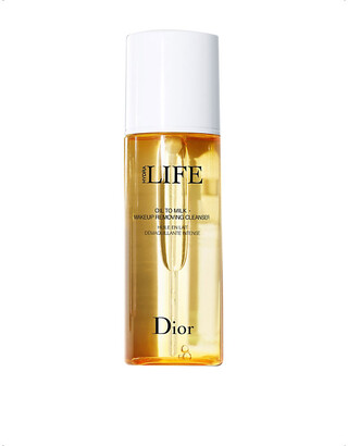 Christian Dior Oil To Milk Makeup Removing Cleanser 200ml