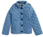 Burberry Toddler Girl's Ashurst Quilted Jacket