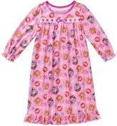 Spin Master Toys Spin Master Paw Patrol Toddler Girls Long Sleeve Nightgown Size 5T