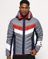 Superdry Scuba Slopestyle Hooded Fuji Jacket