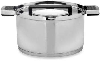 Berghoff Neo 4-Quart Stainless Steel Covered Casserole