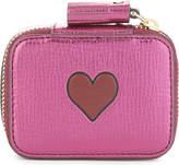 Anya Hindmarch Heart motif small leather keepsake box