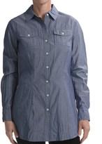 Nexx Studio Twisted Tie-Back Shirt (For Women)
