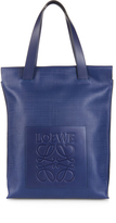 Loewe Textured-leather tote