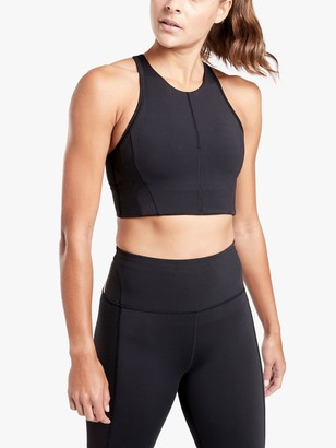 Athleta Race Ready High Neck Bra