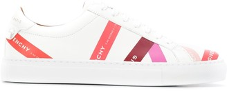 Givenchy Logo Tape Low-Top Sneakers
