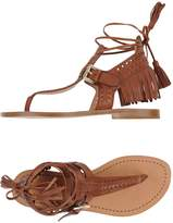 Sigerson Morrison Toe strap sandals - Item 11141009