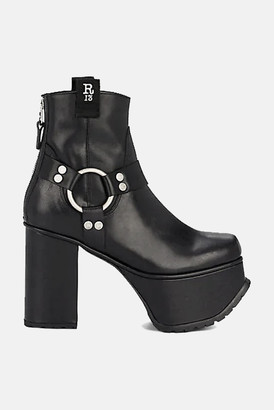 R 13 Ankle Harness Platform Boot